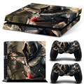 High Quality skin sticker For sony playstation 4 console for ps4 skins stickers
