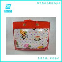 2014 new High quality quilt storage bag with handle