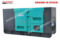 3-phase 500kva diesel generator price with stamdford alternator and deep sea controller