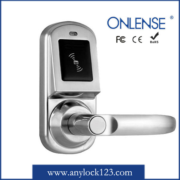 One-card-pass MF-1 Parking Lock , Security System , Catering System