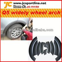 For Audi Q5 wheel arch PP fender trim fits for widely body kit