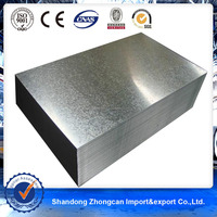 Normal Spangle DIN Grade and AISI Standard Galvanized Steel Sheet