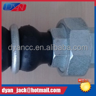 Dyan Brand screw types of pipe joints Easy installation and maintenance