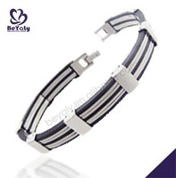 China Manufacturer 2015 stainless steel anchor bracelet meaning