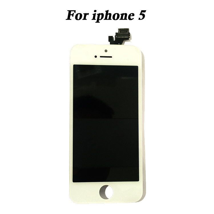 Original brand new quality compatible for iphone 5 digitizer & iphone 5 lcd