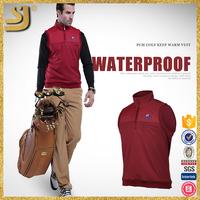 wholesale golf china fleece life man vest
