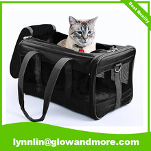 Mesh Custom Foldable Pet Carrier