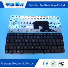 High Quality laptop keyboard for HP DV6 3000 BR keyboard