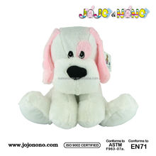 plush toys soft stuffed dog breathing dog sleeping