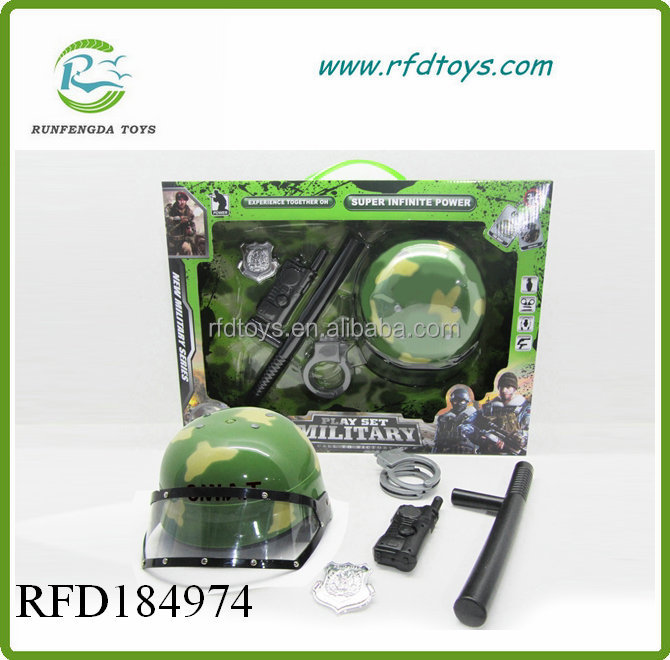 Super cool cheap military set plastic toys play set military