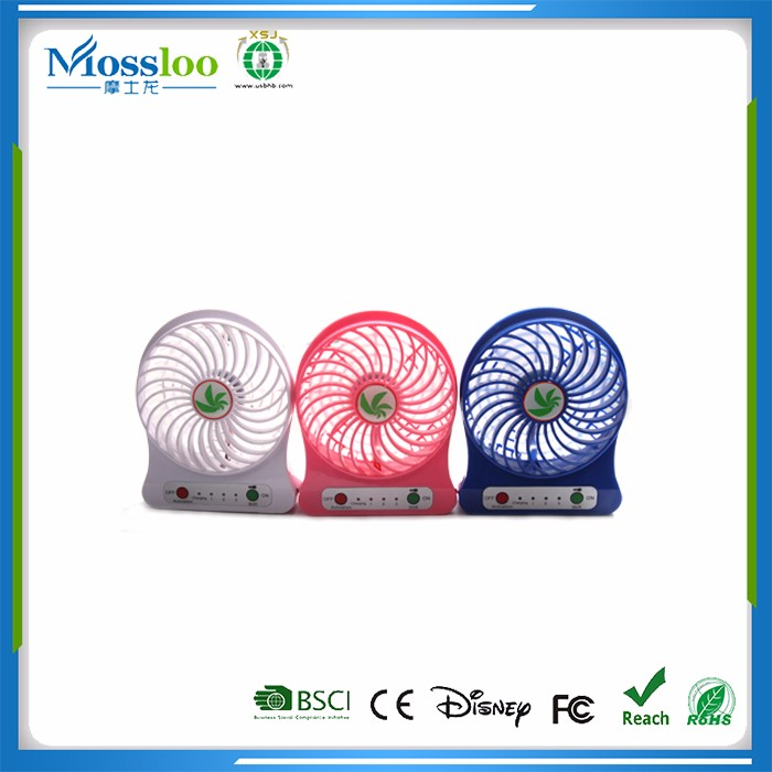 ODM Offered Manufacturer DC 5V Office Small Table Fan For School