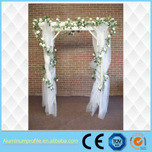 Latest Design Simple silk wedding backdrops for sale
