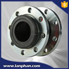 "Flanged Rubber Expansion Joint, DIN (1/2""-24"")"