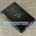 Smoke weed hard case cover for apple ipad mini