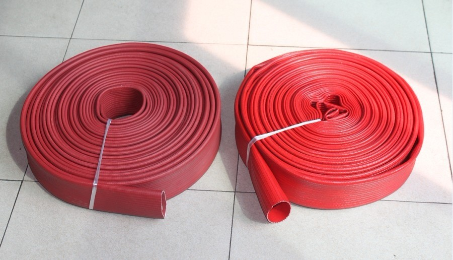 Factory direct sell high quality PVC fire hose