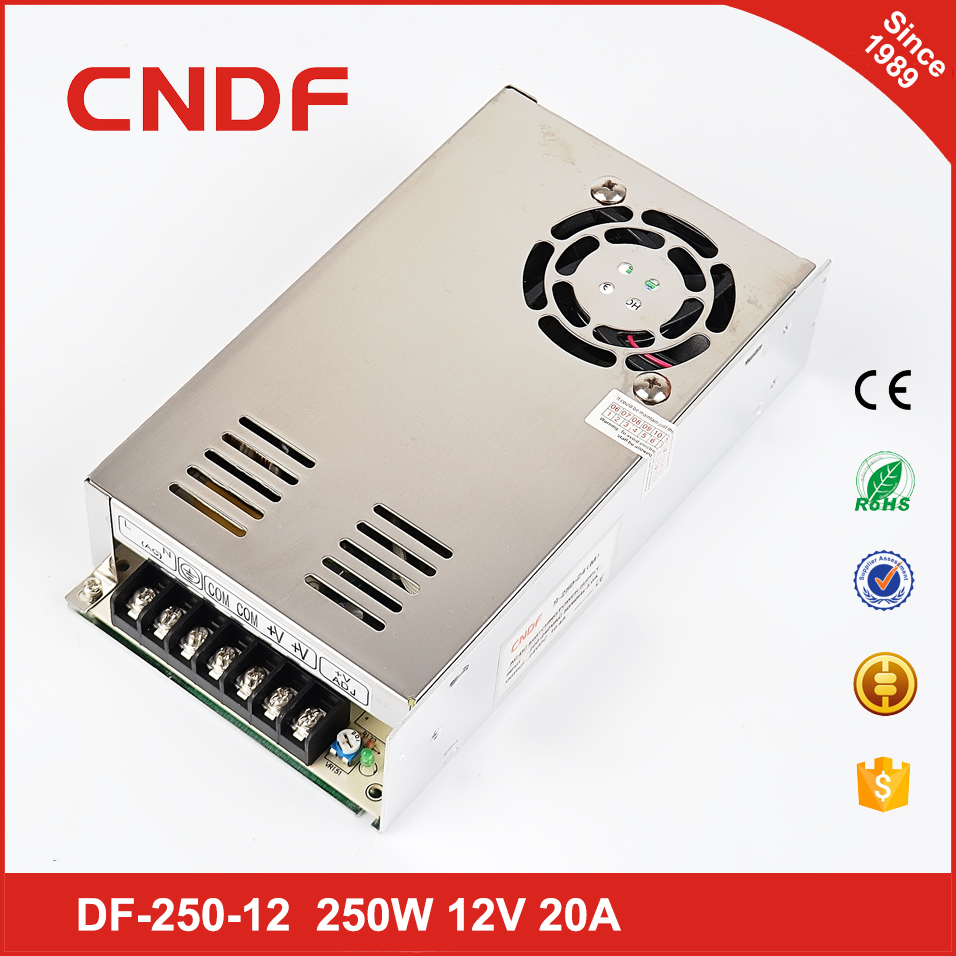 Factory price led power supply wholesale 250w led driver 12v 250w