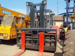 Hot sale!Used Toyota 30ton Forklift, Japan 30ton forklift/30T used toyota forklift,Excellent condition,high efficiency!