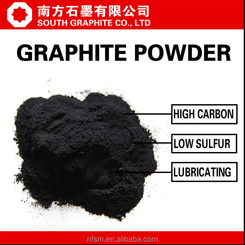 -200mesh Natural Flake/ Amophous Graphite Powder