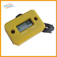 Digital inductive 2 or 4 stroke Tach RPM Hour Meter for motorcycle motocross pit bike