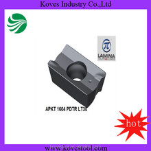 ISO Brand LAMINA Milling Inserts in Tungsten Carbide Material
