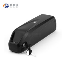 Hailong battery 48v 17.5ah li-ion electric bike battery with USB and switch