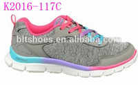 Most cheap colour eva sole shoes ladies for 2016 fashion air sport shoe