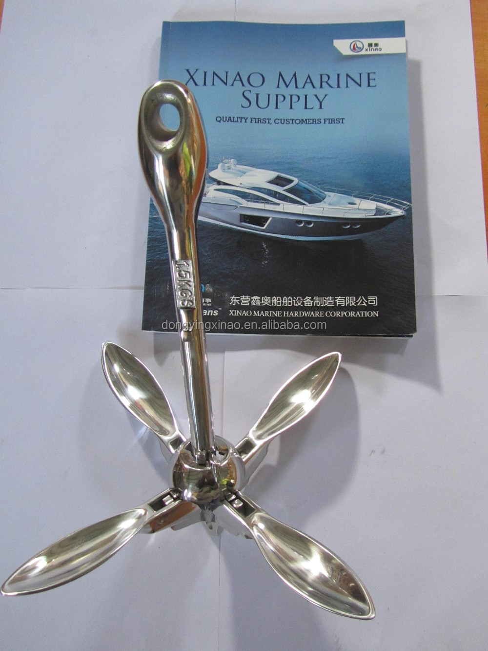 stainless steel marine equipment