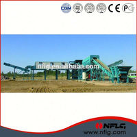 China factory supplier tire recycling plant for sale