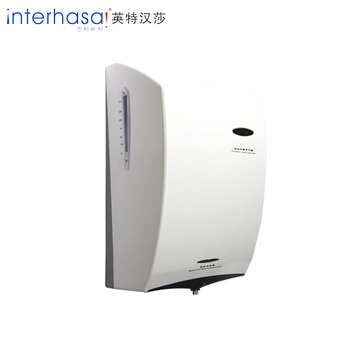 2018 Interhasa wall mounted automatic alcohol spray hand sterilizer