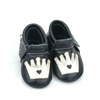 Kids baby leather dress shoes children
