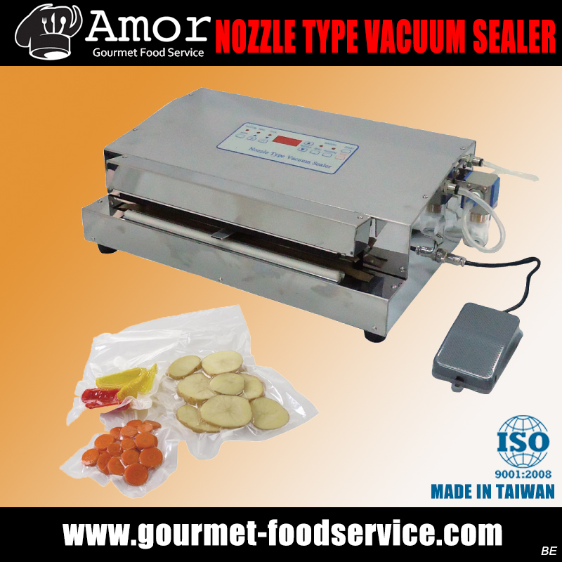 Nozzle Vacuum Sealer Packaging Machinery