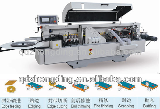 Woodworking machine edge banding machine Nanxing