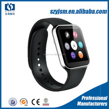 Wearable electronic device digital sport watches for IOS Android Samsung phone mtk2052c chip smart watch round smart sport watch