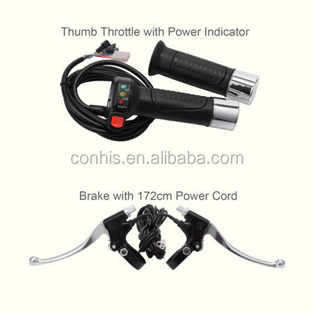 36V 800W electric bike rear kit