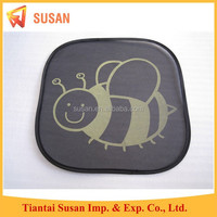 promotional baby sunshade cartoon car sunshade