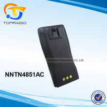 TOPRADIO Walki Talki Battery Pack NNTN4851 for Motorola Radios GP3688 CP140 CP040 EP150 EP450