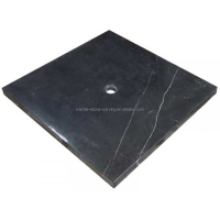Black Stone Deep Shower Tray Black Shower Tray SST04