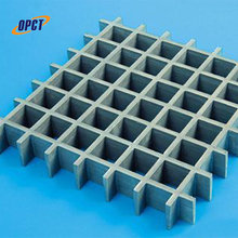 Fire resistant grp chemgrate car fiberglass cover grating