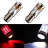 Bright 35W 2835 Chipset 21 SMD LED Bulbs with Projector for Car Turn Signals Daytime Running DRL Brake Tail