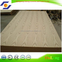 laminated mdf board cut machine for mdf standard size mdf board