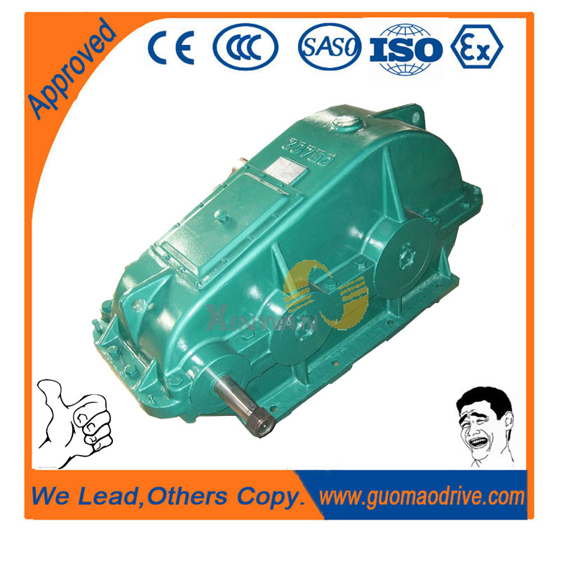 Parallel shaft helical gear, miter gearbox, extruder gearbox