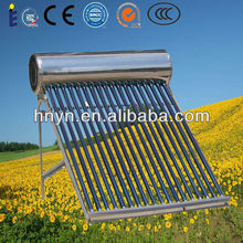 solar water heater home stainless steel