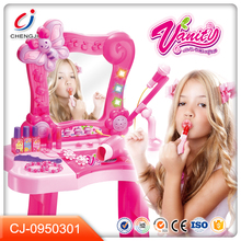 China wholesale custom princess dresser alibaba kids toys with mirror