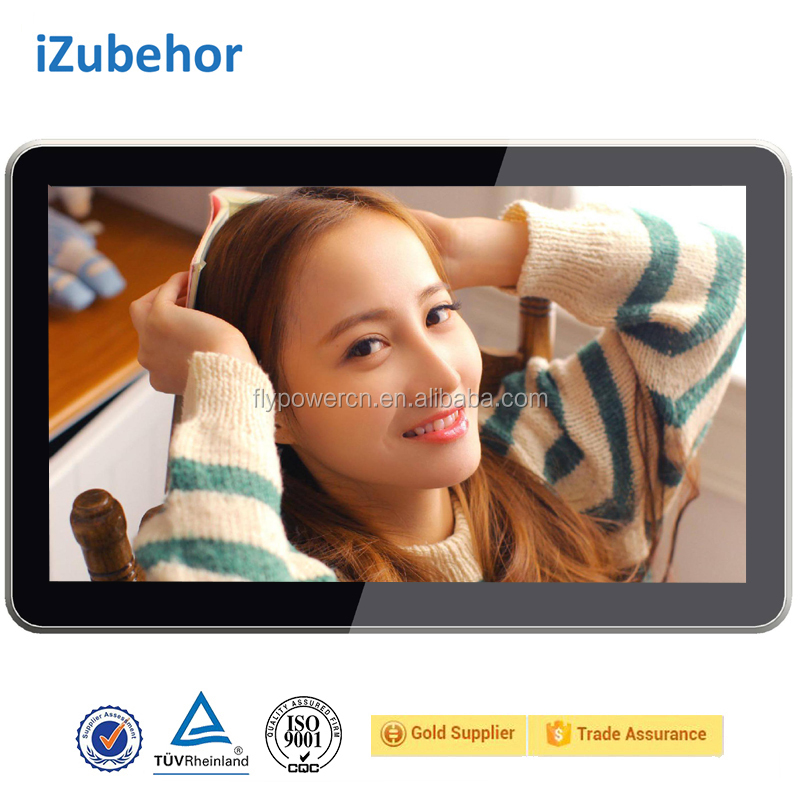 iZubehor 42 inch wall LCD monitor electronic product <strong>advertising</strong>