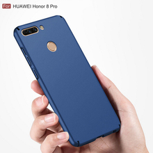 2017 Brand New Matte Skin PC Hard Phone Back Cover Case For HUAWEI Honor 8 Pro