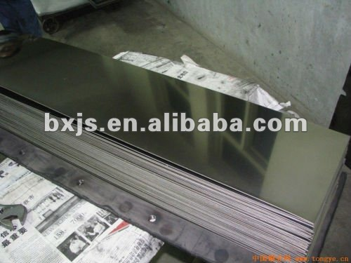 99.95% pure polished tantalum plate