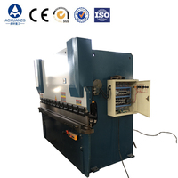 160ton/5000mm Hydraulic Press Brake