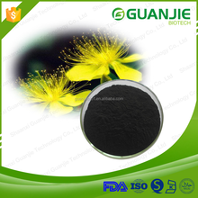 Natural Hypericum Perforatum Extract/St Johns Wort Extract/Hypericin 0.3%