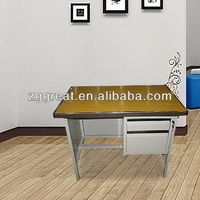 fancy office furniture,6 drawer metal desk