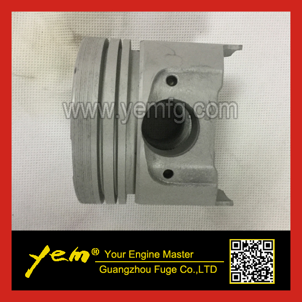 Kubota V1405 piston 76mm engine piston for excavator parts